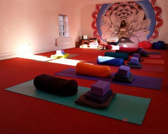 Hatha Yoga with Amanda