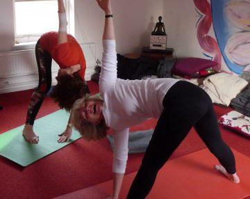 Gentle Yoga with Amanda