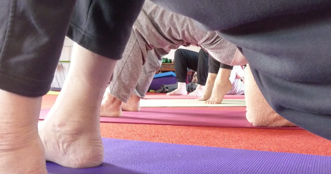 Gentle Flow Yoga with Gail*